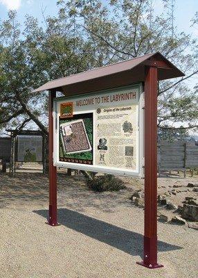 Park notice boards