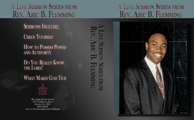 Aric Flemming, Sr. (Sermon Series - DVD)