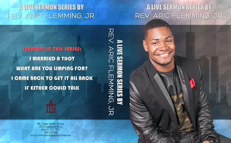 Aric Flemming, Jr. (Sermon Series - DVD)
