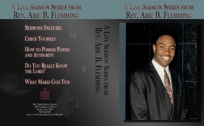 Aric Flemming, Sr. (Sermon Series - CD)