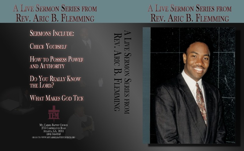 Aric Flemming, Sr. (Sermon Series - CD)