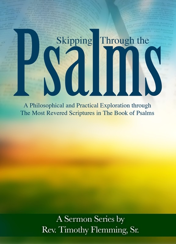 Skipping Through The Psalms pt. 2 (CD)