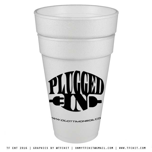 Plugged in Cups