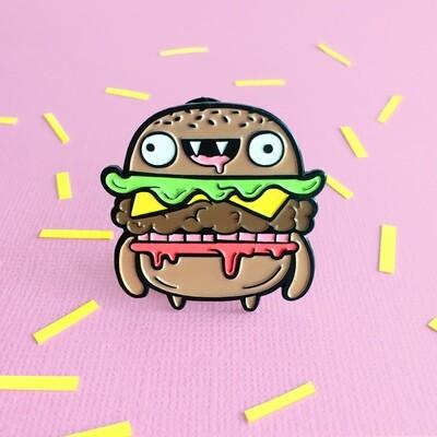 Burgerpin