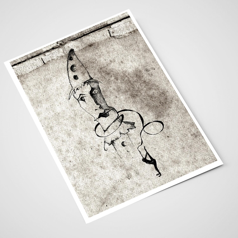 'Alegria' Card | A5 print