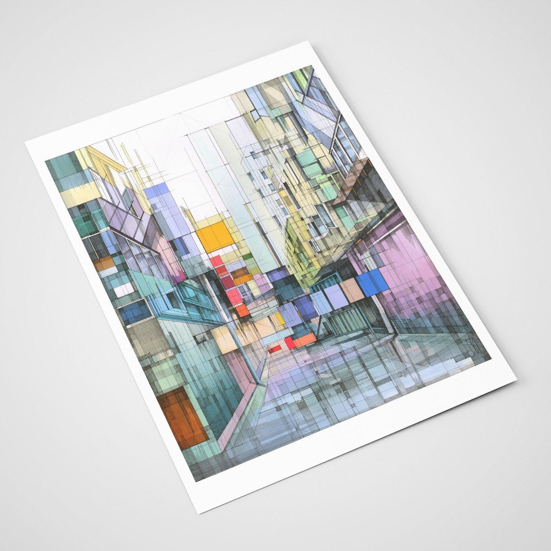 Megan McGlynn - Card | A5 print