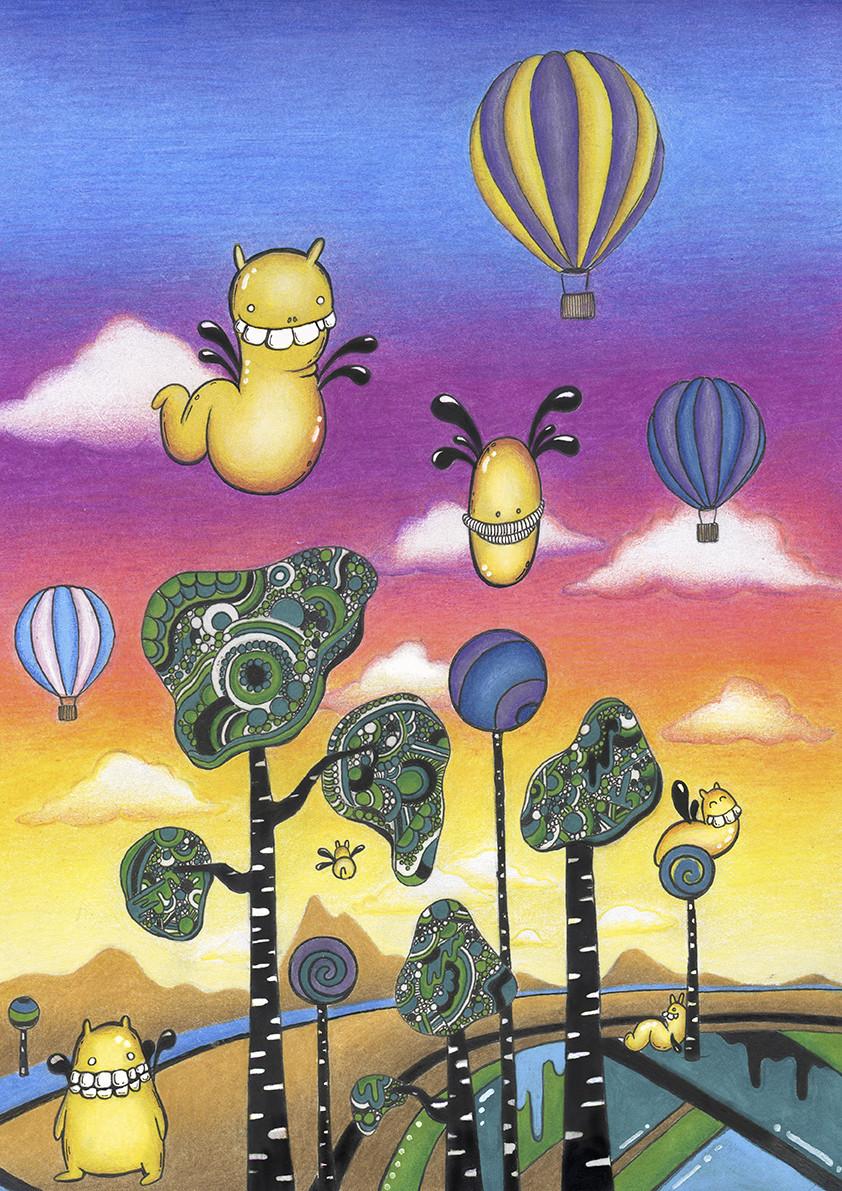'Air balloon'