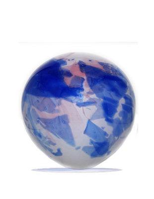 Urn Glas - Blue Sphere