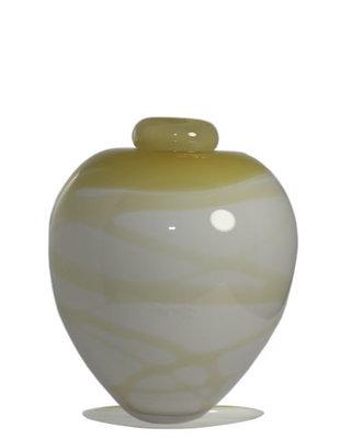 Urn Glas - Yellow Riples