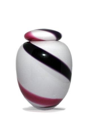 Urn Glas - Tri Color