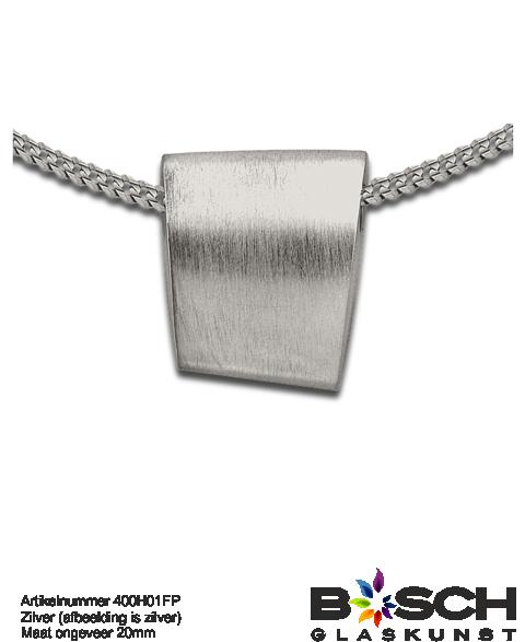 Assieraad 004 zilver