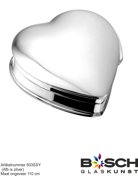 Zilver mini urn 503 S