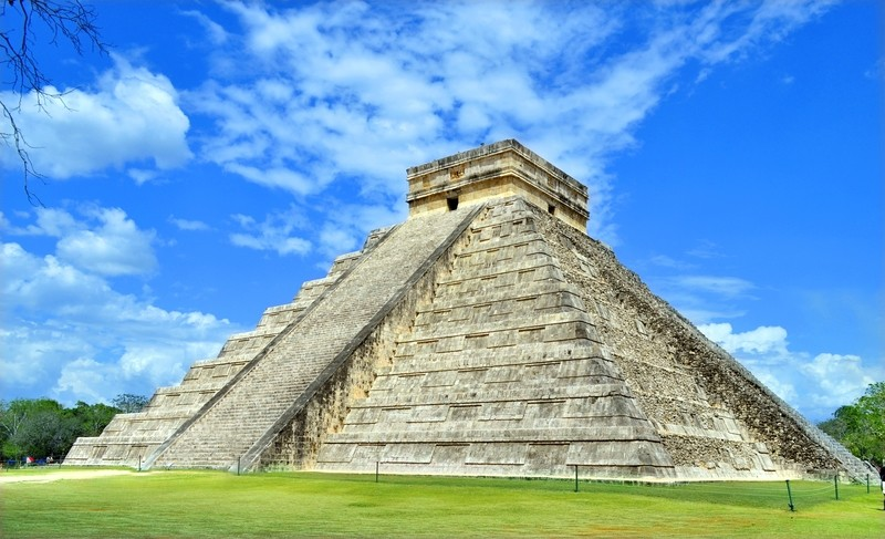 Chichen Itza Van Tour