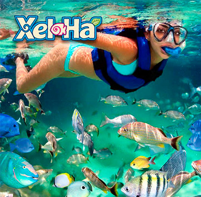 Xel-Ha All Inclusive