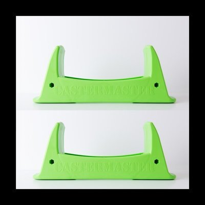 """4"""" x 2"""" PATH PRO® Wheel Guards - 1 pair - covers 2 wheels"""