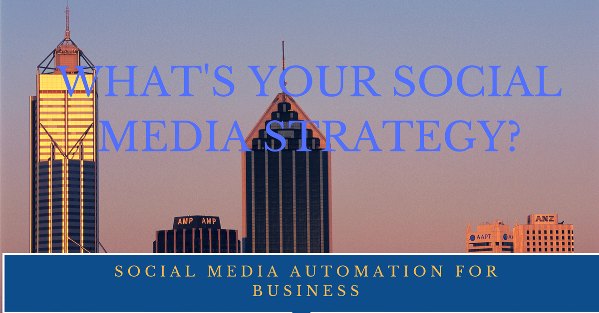 SOCIAL MEDIA STRATEGY FOR BUSINESS - COACHING PROGRAM