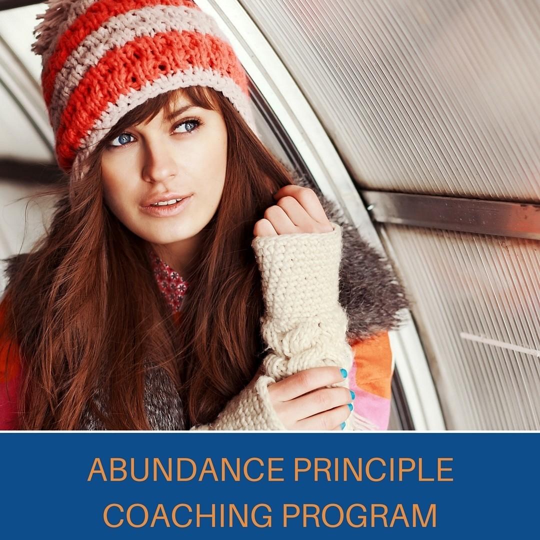 6 WEEK ABUNDANCE PRINCIPLE COACHING PROGRAM
