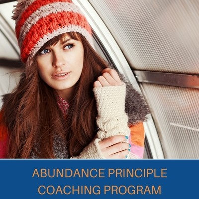 6 WEEK ABUNDANCE PRINCIPLE COACHING PROGRAM