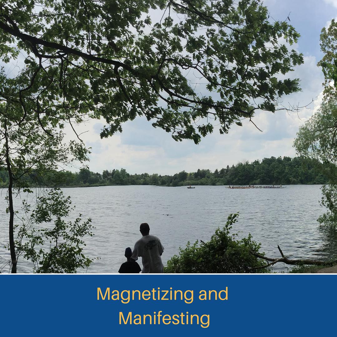 4 WEEK MAGNETIZING AND MANIFESTING COACHING PROGRAM