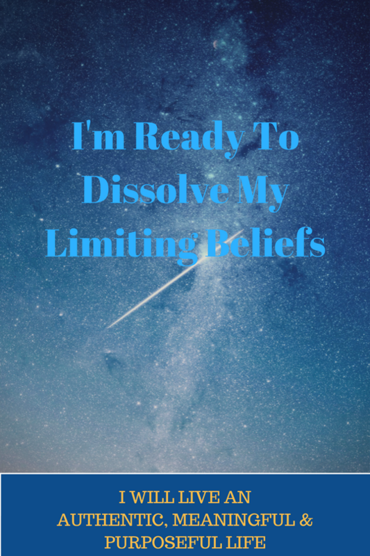 DISSOLVE MY LIMITING BELIEFS COACHING PROGRAM