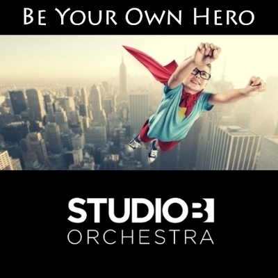 """""""Be Your Own Hero"""" CD"""