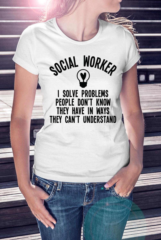 Social Work Light Bulb