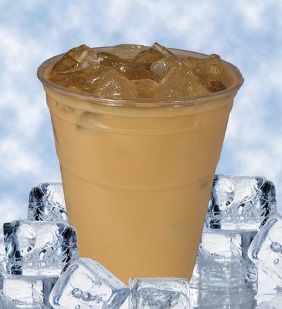 70. Vietnamese Iced Cafe + Milk (Iced or Hot)