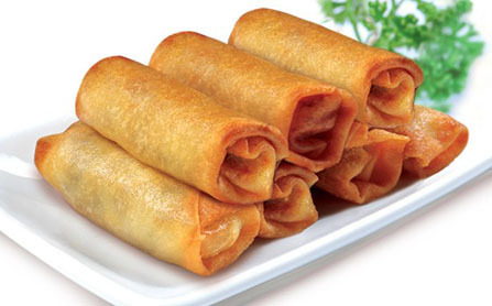 40.  Pork & Shrimp Egg Roll (Each) - Cha Gio Tom Thit