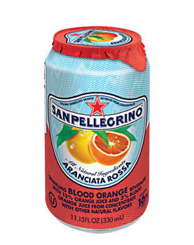 142. Blood Orange Soda/Sanpellegrino