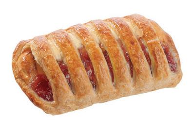177. Croissant - Strawberry