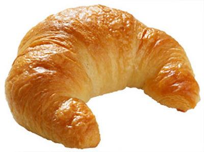 171. Croissant - Butter (Plain)