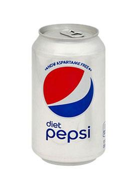 128. Diet Pepsi