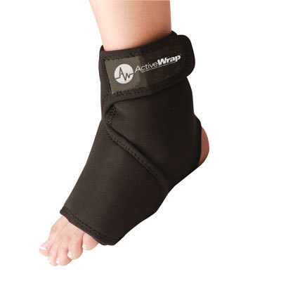 ActiveWrap Foot/Ankle Hot/Cold Compress Wrap