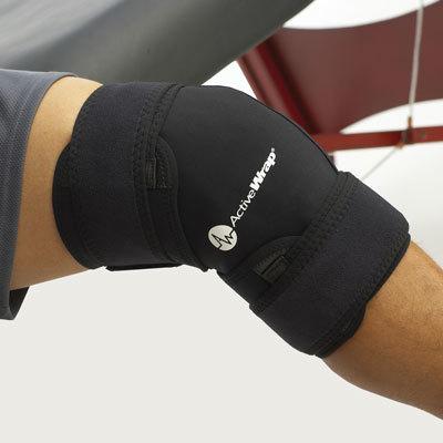 ActiveWrap Knee Hot/Cold Compress Wrap