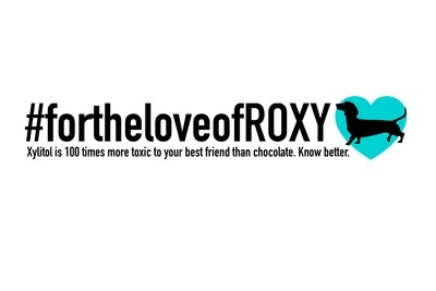 #fortheloveofROXY TEE: ADULT L PRESALE