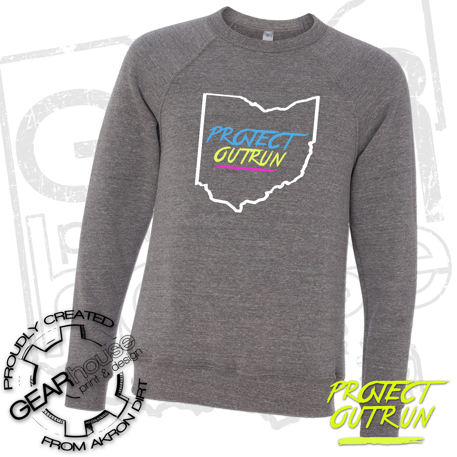 Project Outrun Unisex Ohio Soft Fleece