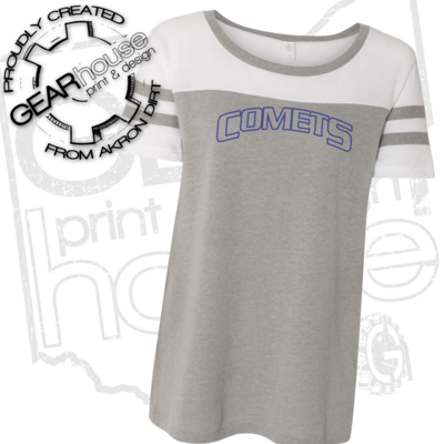 COVENTRY WOMEN'S VINTAGE JERSEY TEE