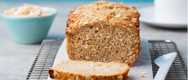 Pão de Aveia e Linhaça (100% integral)