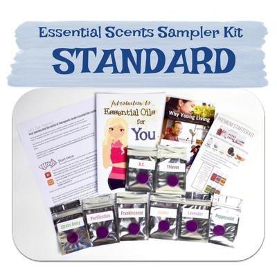 Standard Essential Scent Sampler Kit