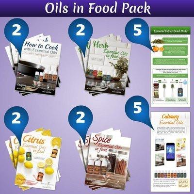 Oils in Food Pack