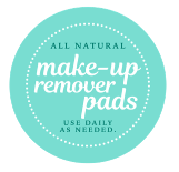 Makeup remover label