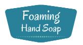 Foaming Hand Soap Label