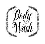 Body Wash Label