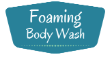 Foaming Body Wash Label