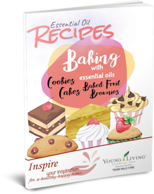 Baking Recipes with Essential Oils