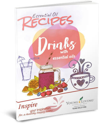 Drink Recipes with Essential Oils