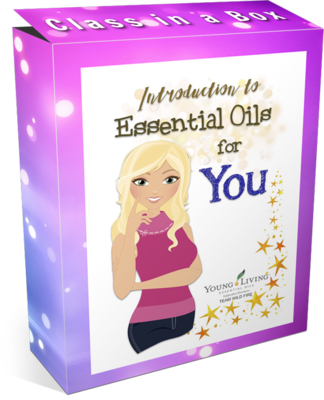 Oils Discovery for You Class in a Box