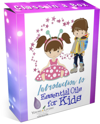 Oils Discovery for Kids Class in a Box