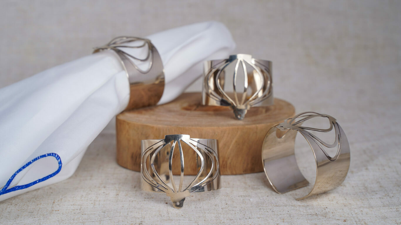 """Napkin Ring """"Lantern"""""""