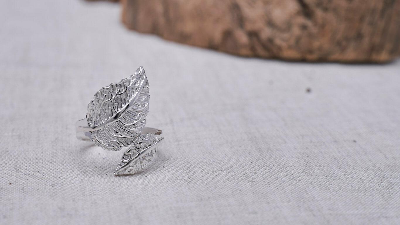 Tealeaf Ring
